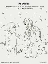 The Bleak Movies Coloring Book By Todd Spence With Happy Endings To