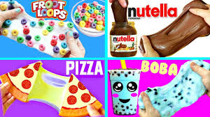diy projects 5 diy food inspired slime ideas things to do when you re bored this summer diyall net home of diy craft ideas inspiration