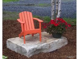 a child sized adirondack chair