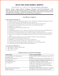 Data Analyst Resume 69502674 Png Sponsorship Letter