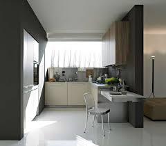 Cucina penisola estraibile foto 5 40 design mag