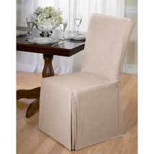 chambray cotton dining chair slipcover free on orders armless accent covers 49f50a36 72a1 4b1a be18