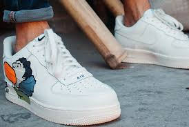 Light Up Air Force Ones For Sale Heres Why Nike Air Force 1s Sneakers Are Cool Again