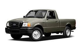 2005 Ford Ranger Information