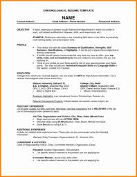 Bistrun What To Have On Your Resume Should You Include A Resume