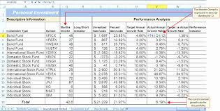 Applications Of Spreadsheet Program In The Banking Sector