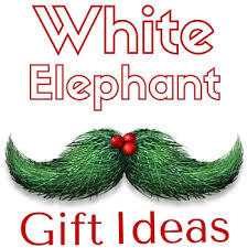 White Elephant Gift Exchange Tips AND Free Printables Christmas Gift Game Exchange