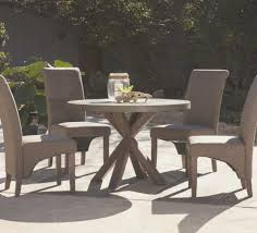 dining table beautiful outdoor table and chairs best wicker round