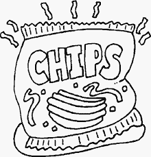 Small Picture unhealthy food coloring pages free printable food coloring pages