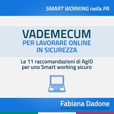 Fabiana Dadone - Abbiamo reso lo smart working la modalità ordinaria di  lavoro nella Pa. E per favorirne la diffusione abbiamo concesso alle  amministrazioni di avvalersi di pc portatili, tablet o smartphone