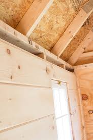 how to install shiplap walls