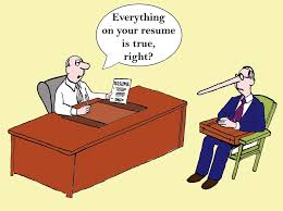 Lying On Resume Inspiration 21 Here's How To Damage Your Career Telling These 24 Lies