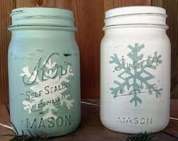 Christmas Decorated Mason Jars Christmas Crafts with EarthDivas Earth Divas' Blog 48