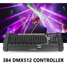 Disco Light Controller Manual Control Dmx512 Stage Light Controller Laser Dj Disco