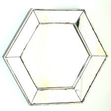 hexagon mirror hexagon wall mirror oversized wall mirror decor for new home hexagon wall mirror found it at hexagon wall mirror ikea hexagon mirror ideas