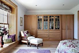 Fitted Furniture Specialist Neville Johnson Strikes A Traditional Vibe With  This Bespoke Oak Wardrobe Starting At £3,000.
