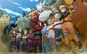 Naruto Ultra Wide Wallpapers - Top Free ...