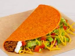 nacho cheese doritos locos taco supreme