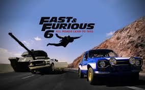 Fast and Furious 6 - 2013 este de departe cel mai bun film de seria sa ! Descriere: De când Dom (Vin Diesel) şi Brian (Paul Walker) au dat lovitura de la Rio împotriva imperiului condus de un escroc de talie internaţioanlă, aducând în seiful echipei 100 de milioane de dolari, eroii noştri s-au