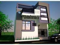 Small Picture House Map India and Front Residential Elevation Service Provider