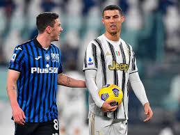 Криштиану Роналду отреагировал на ничейный результат встречи с «Аталантой»  - Чемпионат