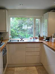 Designs For U Shaped Kitchens Awesome Small U Shaped Kitchen Remodel Ideas And Marble Floor With