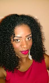 Natural Hair Style Wigs how to make a natural looking vpart wig curlplease 6793 by stevesalt.us