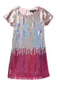 Trixxi Ombre Sequin Sheath Dress Big Girls Hautelook