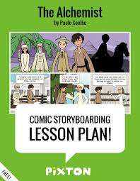 lesson plan the alchemist by paulo coelho