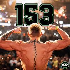 153 Pound Irish Fighter Mcgregor Conor Mcgregor Tattoo Mc