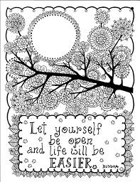 Small Picture 85 best quote coloring images on Pinterest Coloring books