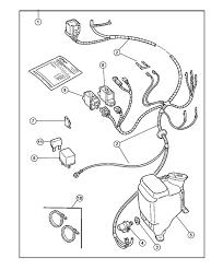 2004 jeep wrangler hardtop wiring kit