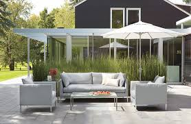 modern patio furniture freshome