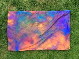 Tie-Dye Pillow Cases