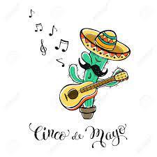 Funny Cinco De Mayo Illustration ...