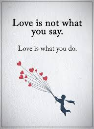Good Love Quotes Unique Good Love Quotes About Life Love Is What You Do Life Quotes