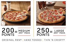Pizza Hut Nutritional Information Chart