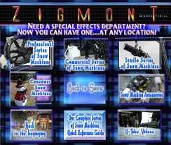 snow machine al options with professional snow machine series commerical snow machine series consumers