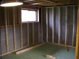 tear down and framing exterior walls greg maclellan for how to build floating walls in basement