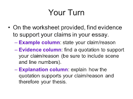 antigone essay ppt video online  explanation column explain how the quotation supports your claim reason and therefore your thesis