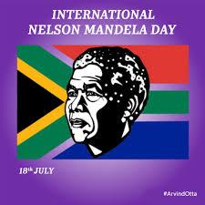 International Nelson Mandela Day... - Arvind Otta - Psychologist