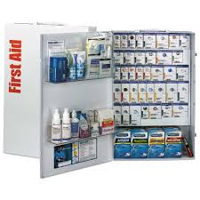 First Aid Supply Vending Machine Stunning ANSI 48 Compliant Industrial First Aid Kit For 48 People 48