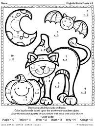 Green Color Code Math Cod Coloring Pages Math Coloring Sheets For