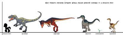 Dinosaur Sizes Comparison Chart 1761253 Allosaurus Artist Smcho1014 Baryonyx
