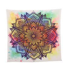 uk bohemian indian wall hanging hippie mandala tapestry bedspread