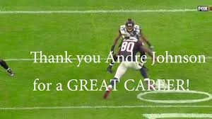Andre Johnson Career Highlights - YouTube