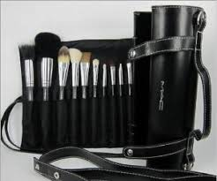 whole makeup kit mac cosmetics professional brush set 12 piece with case brush techniques why mac
