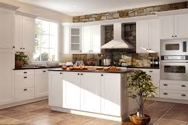 Of White Kitchens With Dark Floors White Kitchen Black Tiles Modern Kitchen Design Dark Grey Floor