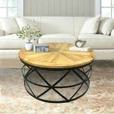 reclaimed round coffee table industrial reclaimed wood round coffee table reclaimed wood zinc top coffee table