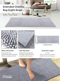 bathroom runners large size of kitchen cotton rugs machine washable bathroom rugs washable cotton bathroom runners